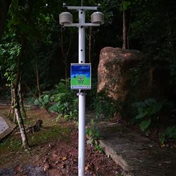 云南旅游景区环境负氧离子自动监测系统