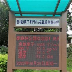 铜仁旅游景区生态环境负氧离子监测系统