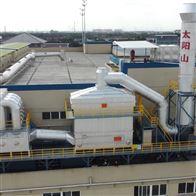 PLGNUV-20T-45KV-20Q废气处理装置uv光催化废气净化工程