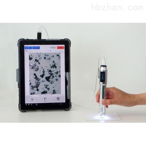 日本清新便携粒度分布测试仪PITA