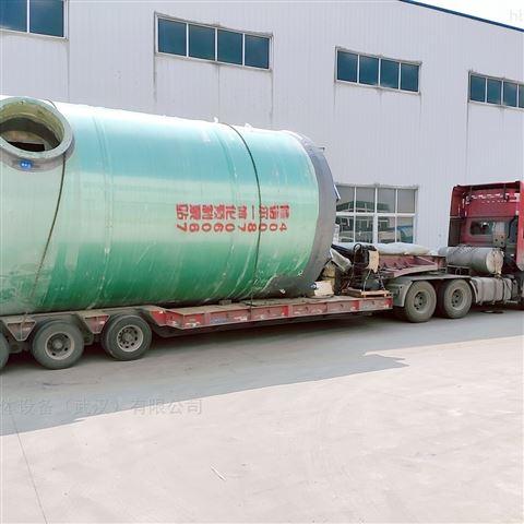 石家庄 给排水  箱式消防一体化泵站价格