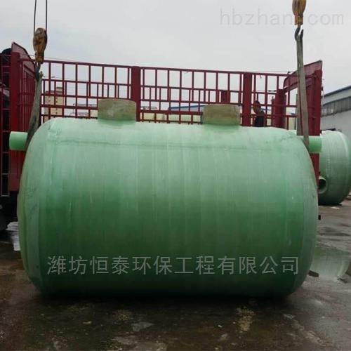 桂林市玻璃钢化粪池