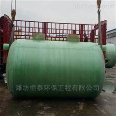 ht-412桂林市玻璃钢化粪池