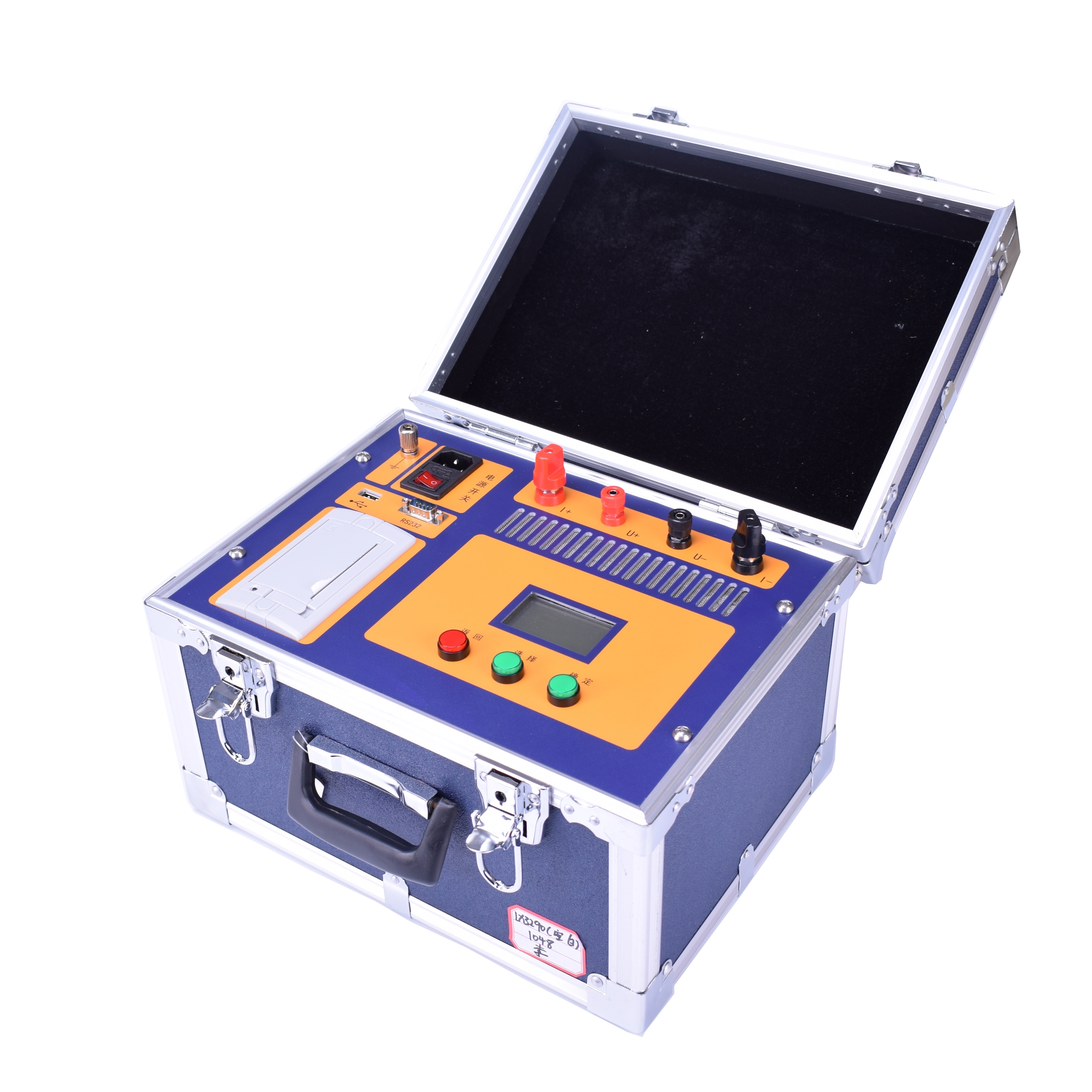 100A/200A智能开关回路电阻测试仪价格