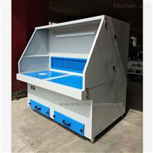 LC-GZT1500脉冲式金属打磨抛光除尘工作台/除尘台