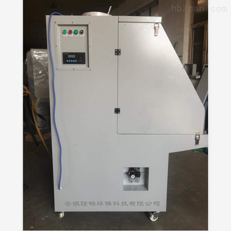 脉冲式金属铸件打磨抛光吸尘工作台/吸尘台