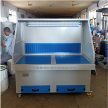 LC-GZT2000-2打磨抛光机收尘打磨工作台/打磨台