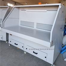 LC-GZT2000-1磨床集尘打磨工作台