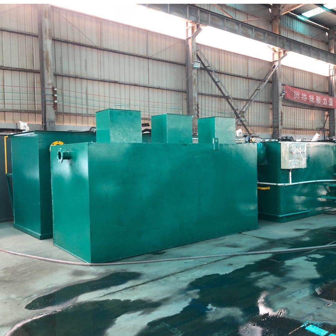 呼和浩特一体化污水处理设备多少钱
