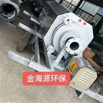 云南养殖微滤机生产工艺流程