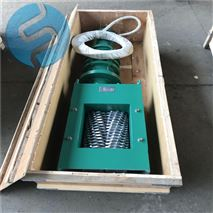 预制泵站粉碎型格栅机