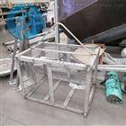 泵站提篮式格栅除污机