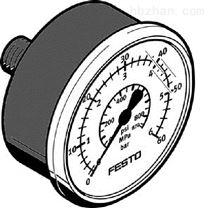 festo费斯托PAGL系列压力表提供报关单