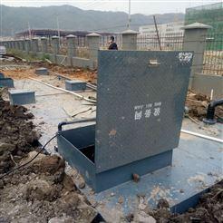 农村厕粪水污水处理设备工艺流程