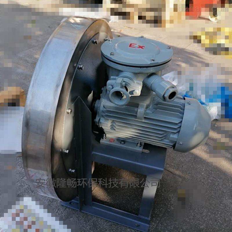 0.85/1.1/1.3KW不锈钢耐高温离心风机