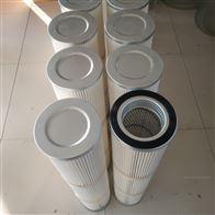 精密覆膜粉塵濾芯,除塵濾筒批發廠家