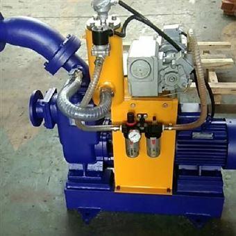 ZKZW真空輔助自吸式離心泵