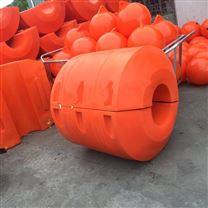 抽沙清淤浮筒挖沙船清淤疏浚管道浮筒