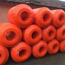 定制管道浮筒黄河抽沙用塑料浮筒