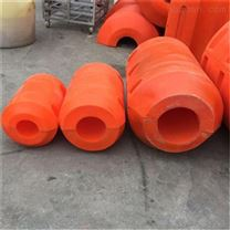 排泥管聚乙烯浮体环保管道浮筒