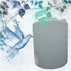 PT-3000L淄博3吨塑料化工桶 盐酸储存桶