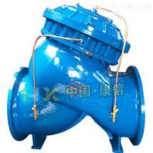 JD745X隔膜式多功能水泵控制阀