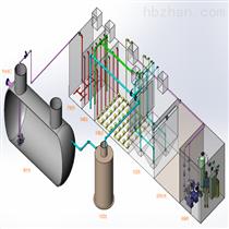 MBBR一体化污水处理设备