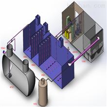 A2O一体化污水处理设备