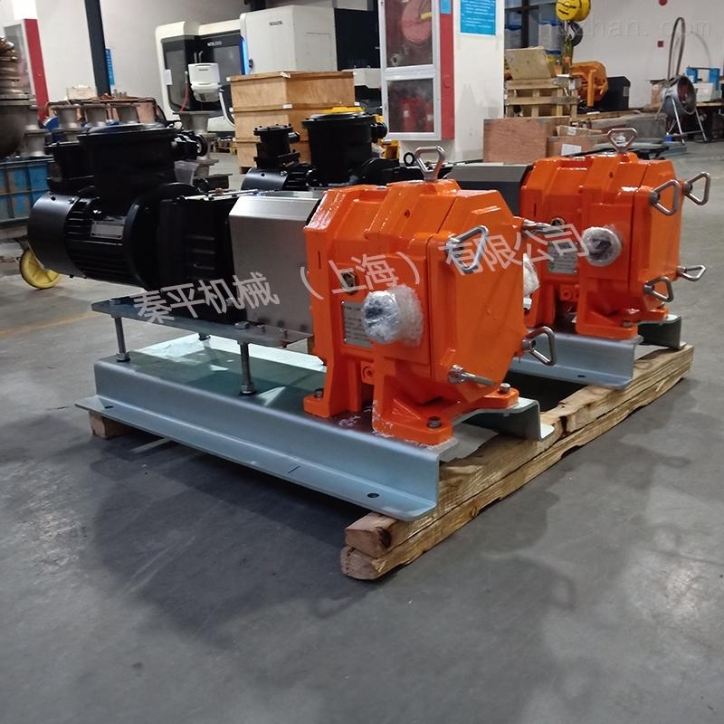 雙螺桿泵設備