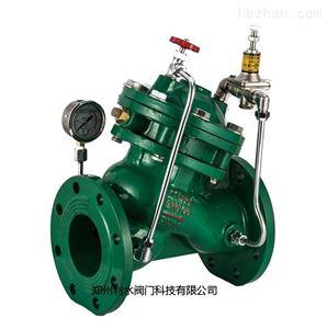 YX741X可调式减压稳压阀
