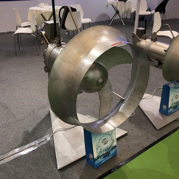 微型潜水搅拌机