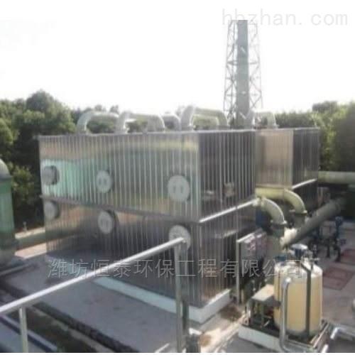 常德市厌氧生物滤池安装