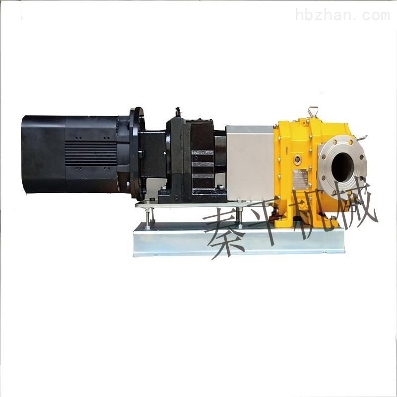 钢凸轮转子泵