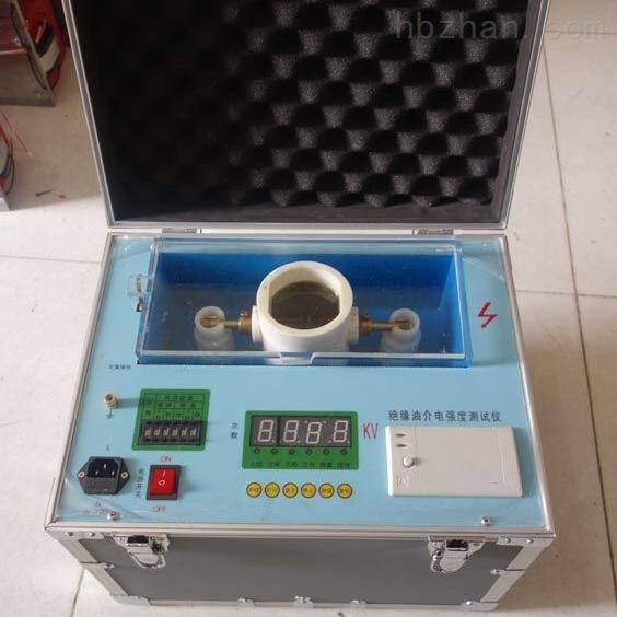 绝缘油介电强度测试仪微机控制