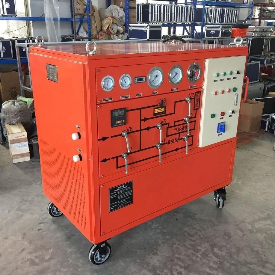 SF6(六氟化硫)气体回收装置GIS真空泵