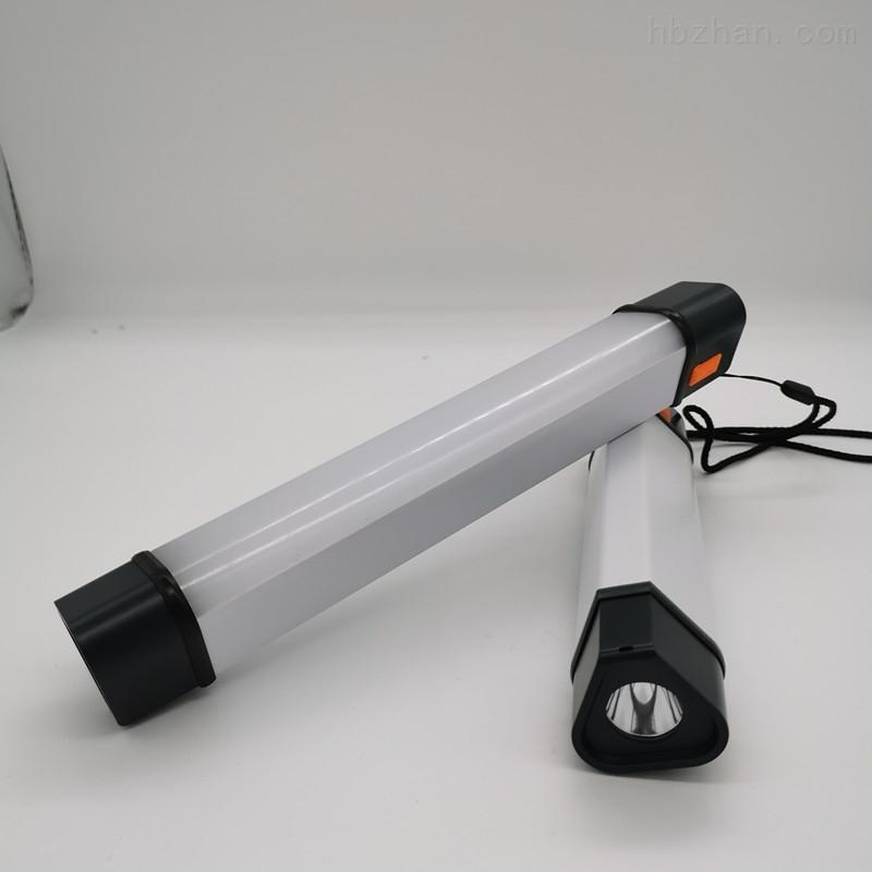 手持挂钩聚泛光多功能磁吸棒管灯