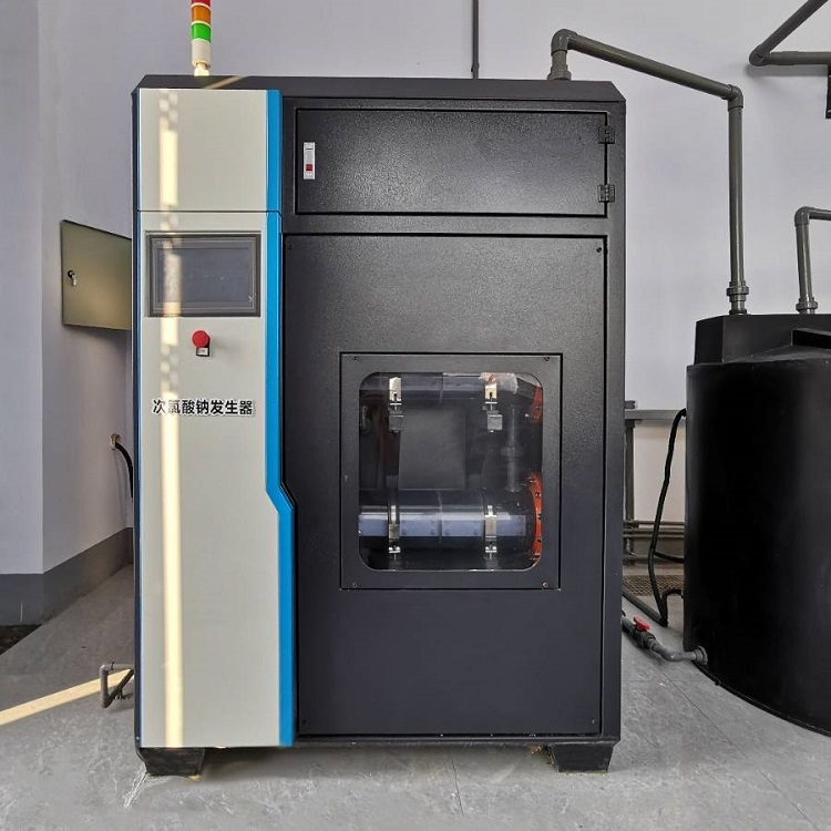 农村饮水消毒设备-电解食盐次氯酸钠设备