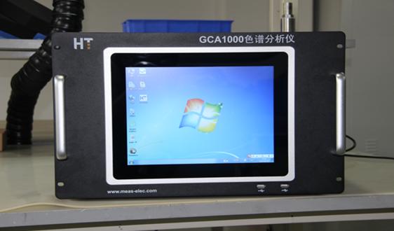 研发制造GCA系列色谱仪 成都久尹点亮新篇章