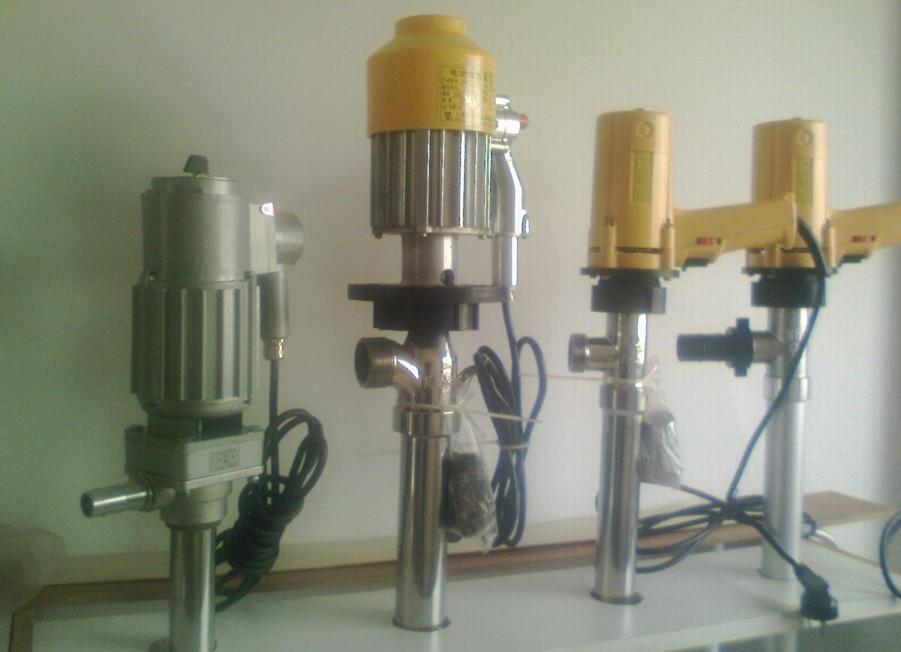 电动插抽液的维护与保养