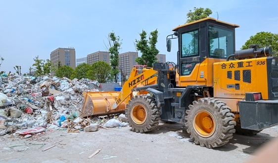 推動建筑垃圾資源化利用 工信部對兩文件公開征求意見