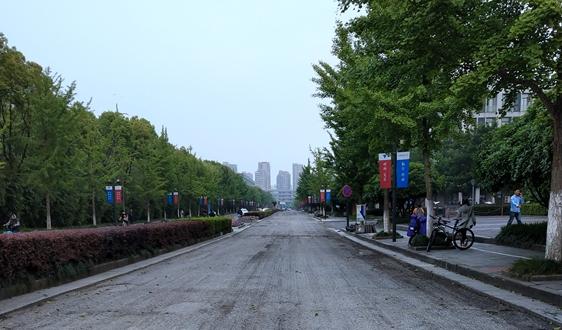 宜昌发布《宜昌市扬尘污染防治条例》