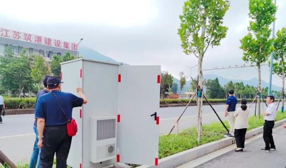同陽尾氣監測殺手 助力連雲港打贏大氣污染防治攻堅戰