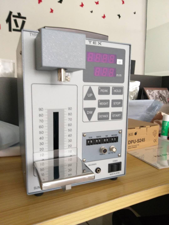 日本太阳科学鱼糜弹性仪SD-700IIDP