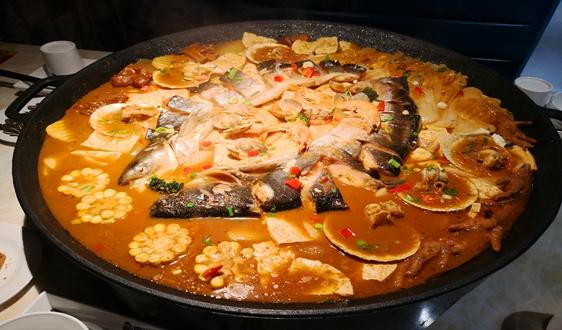 江苏南通美食街多了餐厨垃圾生物降解站 一天可处理2吨