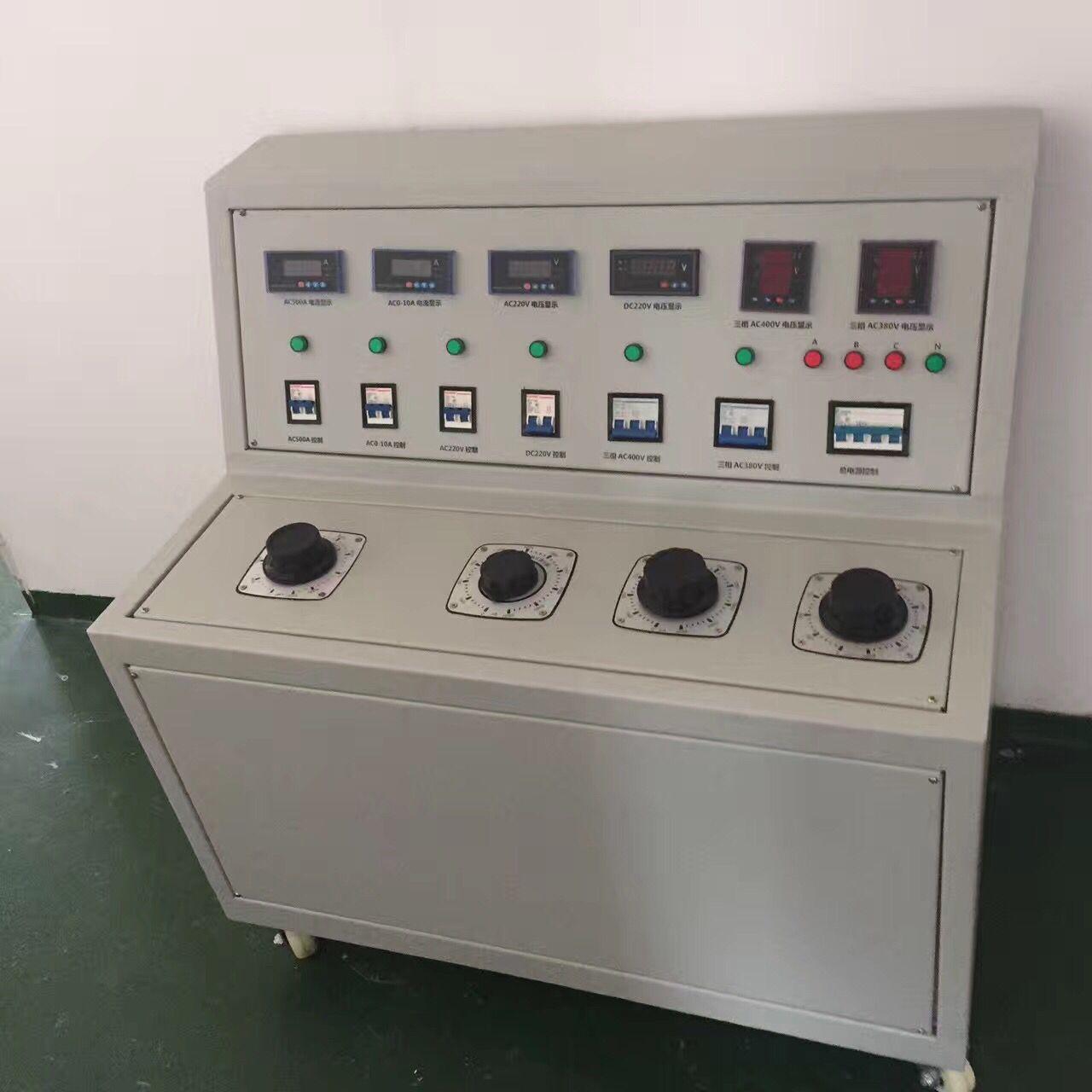 开关柜通电试验台的故障表现及其原因