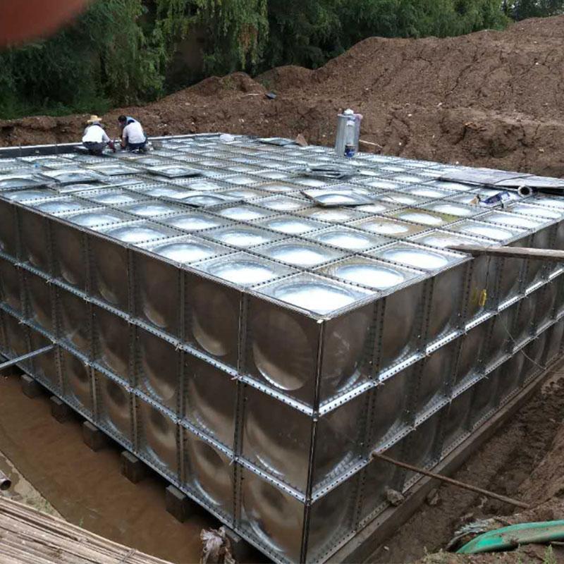 湖南地埋式消防箱泵一体化泵站