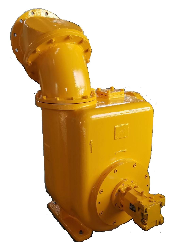 液压自吸泵
