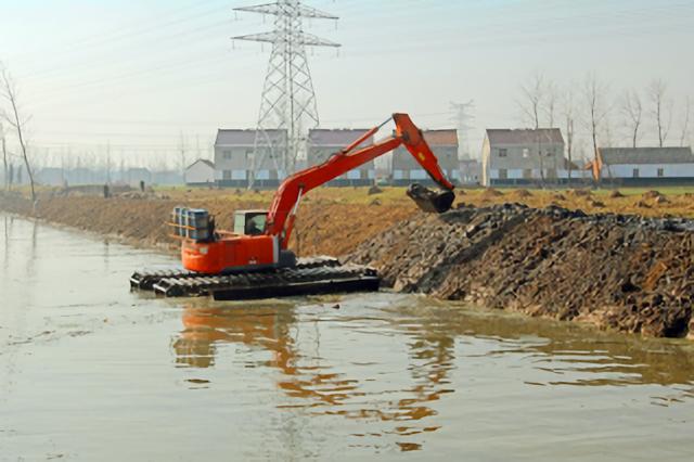 江苏省滨海县八滩镇做好水文章保护水环境
