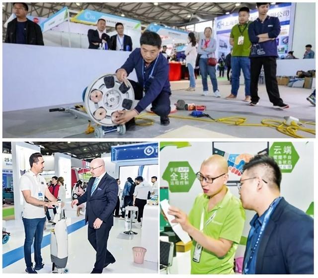 """打造""""Clean+跨界生态圈""""上海国际清洁技术与设备博览会明日开展"""
