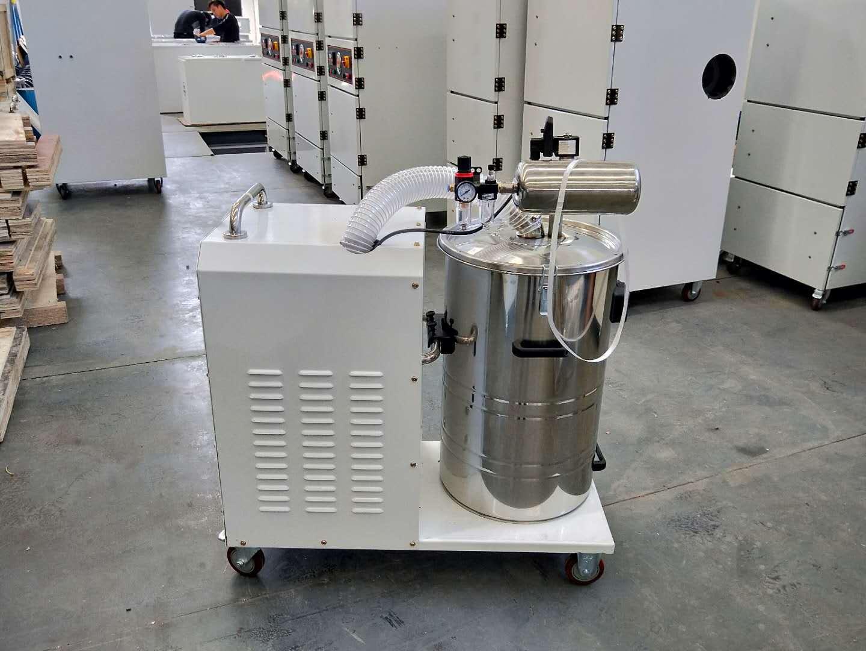 SH3000脉冲工业吸尘器  3KW大吸力全自动脉冲工业吸尘器厂家示例图9